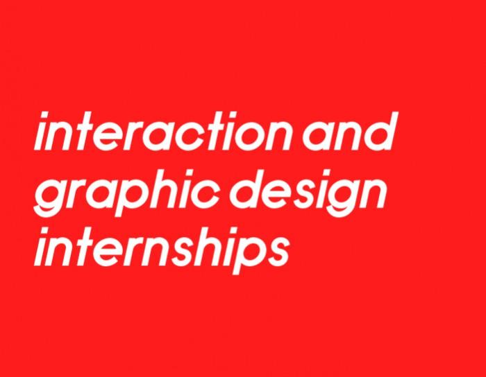 Internships Graphic Design Nyc